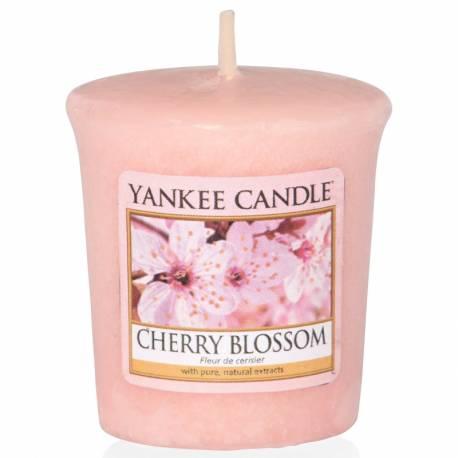 Yankee Candle Sampler Votivkerze Cherry Blossom