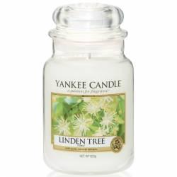 Yankee Candle Jar Glaskerze groß 623g Linden Tree