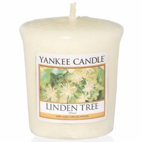 Yankee Candle Sampler Votivkerze Linden Tree
