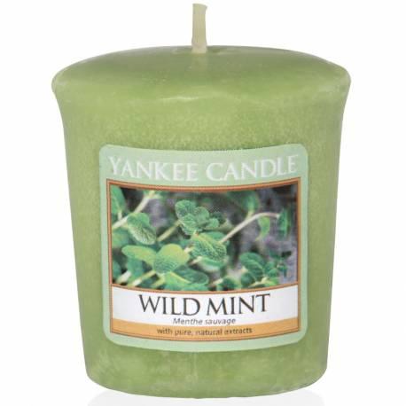 Yankee Candle Sampler Votivkerze Wild Mint