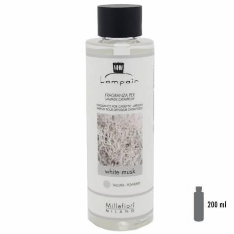 White Musk Millefiori Natural Lampair 200 ml