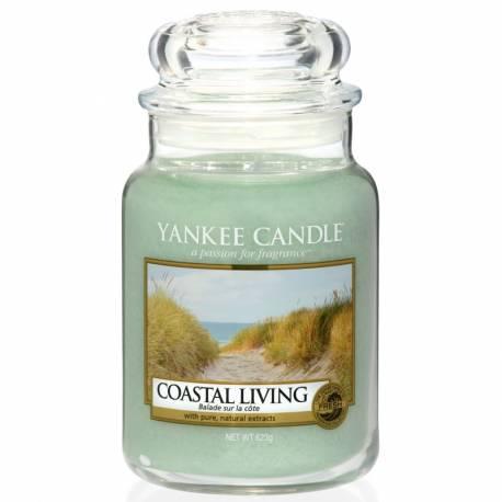 Yankee Candle Jar Glaskerze groß 623g Coastal Living