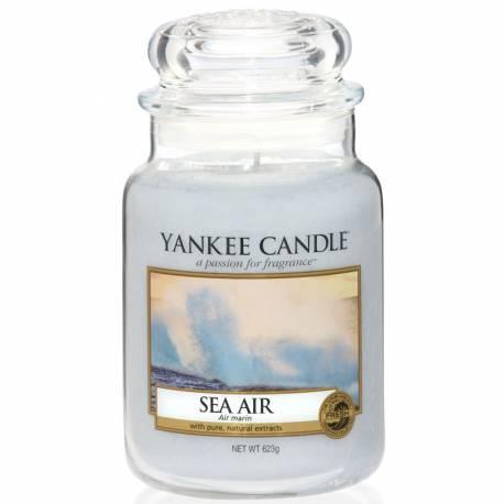 Yankee Candle Jar Glaskerze groß 623g Sea Air