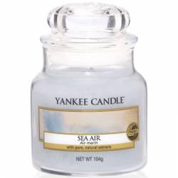 Yankee Candle Jar Glaskerze klein 104g Sea Air