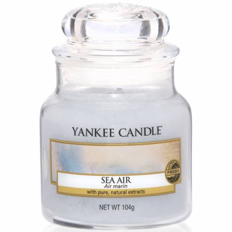 Yankee Candle Jar Glaskerze klein 104g Sea Air