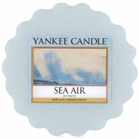 Yankee Candle Tart / Melt Sea Air