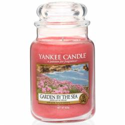 Yankee Candle Jar Glaskerze groß 623g Garden by the Sea