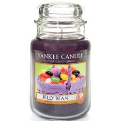 Yankee Candle Jar Glaskerze groß 623g Jelly Bean