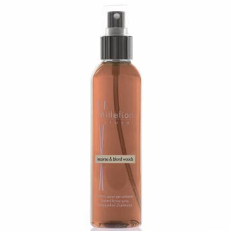 Incense & Blond Woods Millefiori Natural Raumspray 150 ml