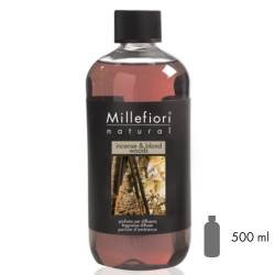 Incense & Blond Woods Millefiori Natural Refill 500 ml