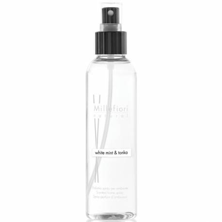 White Mint & Tonka Millefiori Natural Raumspray 150 ml