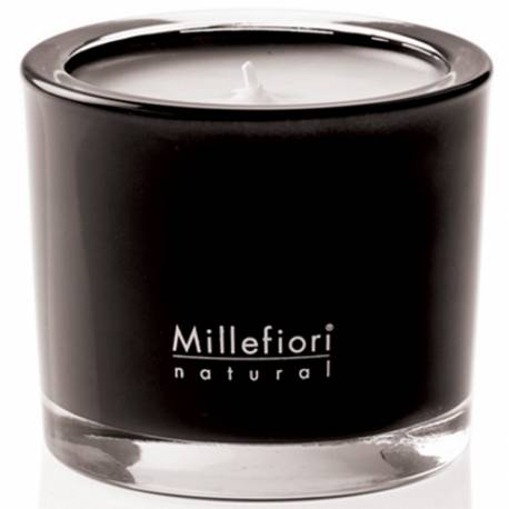 Nero Millefiori Natural Glas Kerzen 180 g