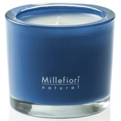 Cold Water Millefiori Natural Glas Kerzen 180 g