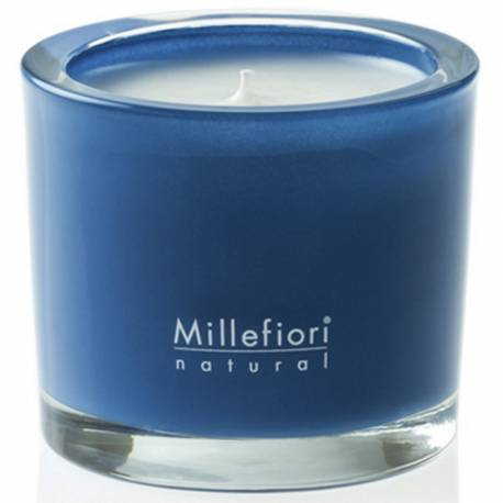 Cold Water Millefiori Natural Glas Kerzen 180 g