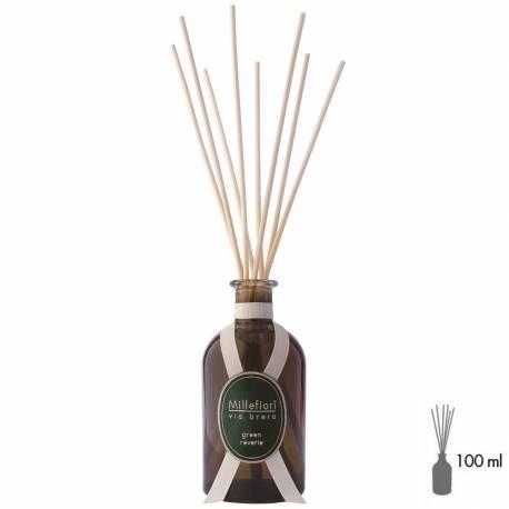 Green Reverie Millefiori Via Brera Stick Diffusor 100 ml