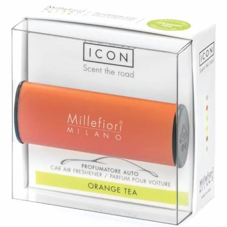 Orange Tea – Halter Icon Classic orange - Autoduft Millefiori