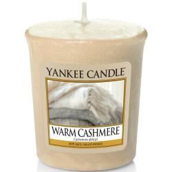 Yankee Candle Sampler Votivkerze Warm Cashmere