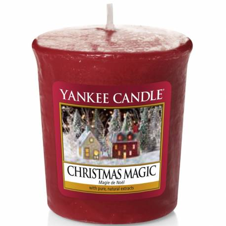 Yankee Candle Sampler Votivkerze Christmas Magic