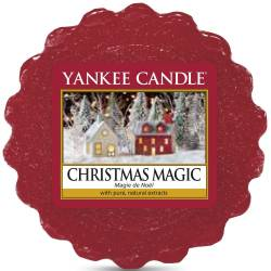 Yankee Candle Tart / Melt Christmas Magic