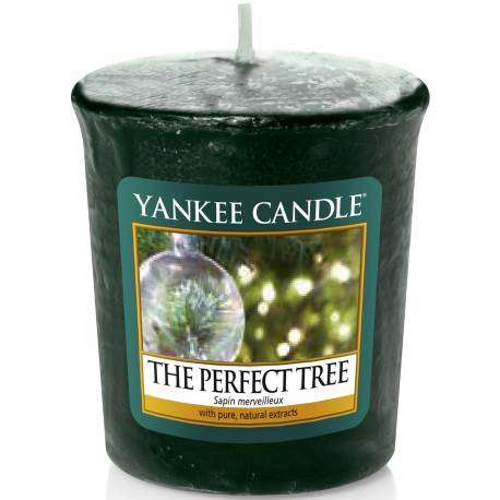 Yankee Candle Sampler Votivkerze The Perfect Tree