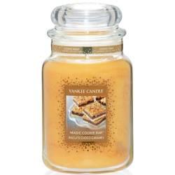Yankee Candle Jar Glaskerze groß 623g Magic Cookie Bar