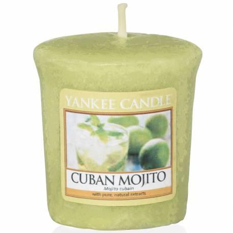 Yankee Candle Sampler Votivkerze Cuban Mojito