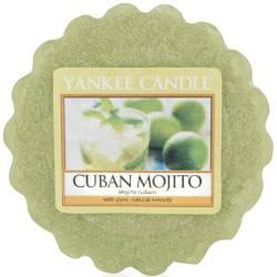 Yankee Candle Tart / Melt Cuban Mojito