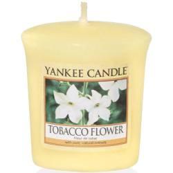 Yankee Candle Sampler Votivkerze Tobacco Flower