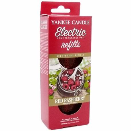 Yankee Candle Refills für Duftstecker Red Raspberry