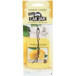 Yankee Candle Car Jar Sicilian Lemon