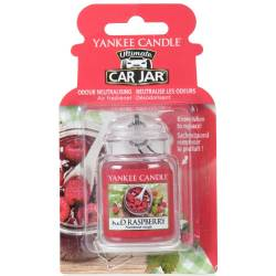 Yankee Candle Car Jar Ultimate Red Raspberry