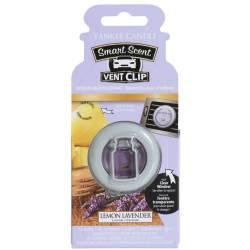 Yankee Candle Smart Scent Vent Clip Autoduft Lemon Lavender