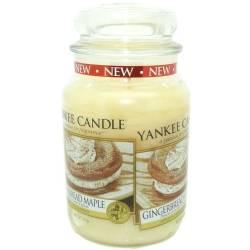 Yankee Candle Jar Glaskerze groß 623g Gingerbread Maple* 2. Wahl