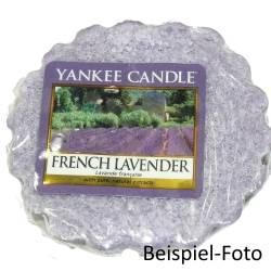 Yankee Candle Tart / Melt French Lavender 2. Wahl