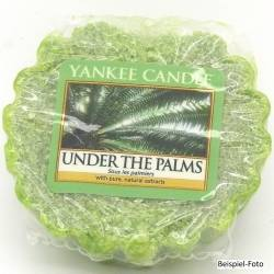 Yankee Candle Tart / Melt Under the Palms 2. Wahl