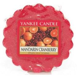 Yankee Candle Tart / Melt Mandarin Cranberry