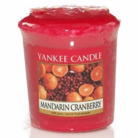 Yankee Candle Sampler Votivkerze Mandarin Cranberry
