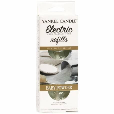 Yankee Candle Refills für Duftstecker Baby Powder