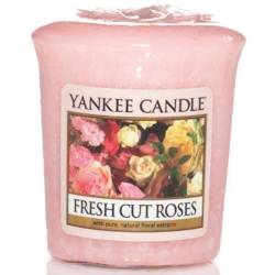 Yankee Candle Sampler Votivkerze Fresh Cut Roses