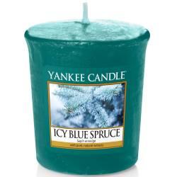 Yankee Candle Sampler Votivkerze Icy Blue Spruce