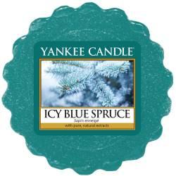 Yankee Candle Tart / Melt Icy Blue Spruce
