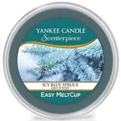 Yankee Candle Scenterpiece Easy MeltCup Icy Blue Spruce