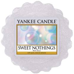 Yankee Candle Tart / Melt Sweet Nothings
