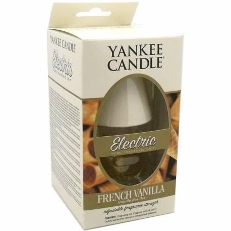Yankee Candle Elektrischer Duftstecker EU French Vanilla - 2. Wahl