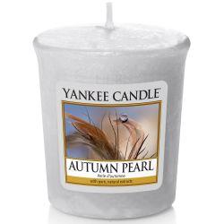 Yankee Candle Sampler Votivkerze Autumn Pearl