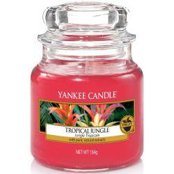 Yankee Candle Jar Glaskerze klein 104g Tropical Jungle