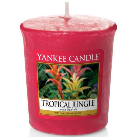 Yankee Candle Sampler Votivkerze Tropical Jungle