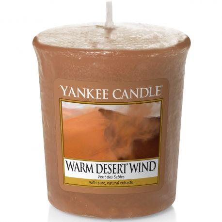 Yankee Candle Sampler Votivkerze Warm Desert Wind