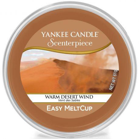 Yankee Candle Scenterpiece Easy MeltCup Warm Desert Wind
