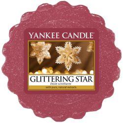 Yankee Candle Tart / Melt Glittering Star